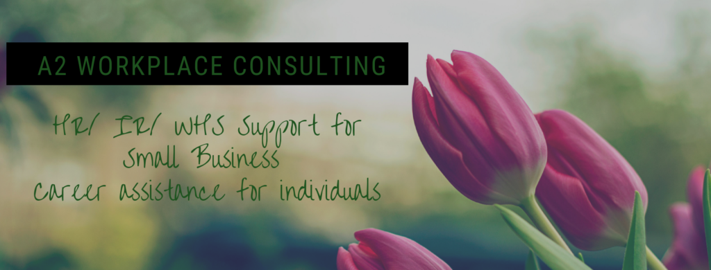 When you need more business support. Workplace Consulting. Support for HR and IR