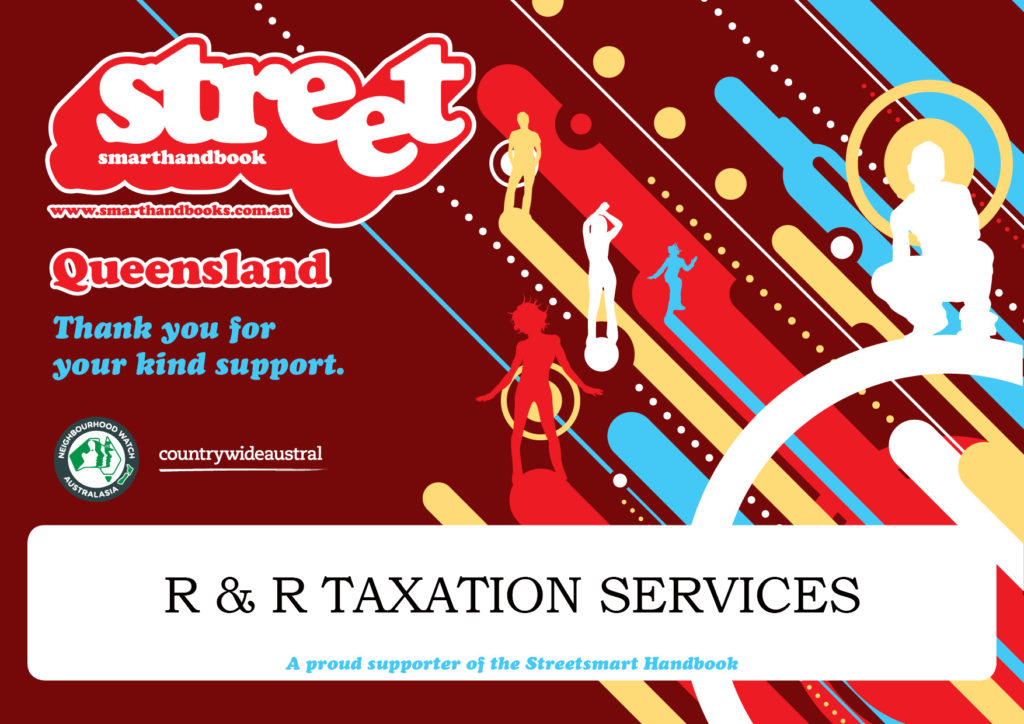 Community support for the actual community. R&R Tax Services supports keeping kids safe in the neighbourhood